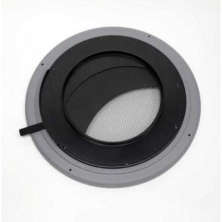 Damper Fan Cover Assembly—Model C
