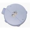Flywheel Back Cover—Light Blue Model D