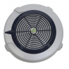 Fan Cover Assembly Gray—Gray Model D and E